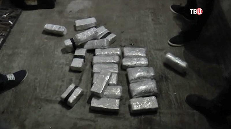 Найденые наркотики из Европы