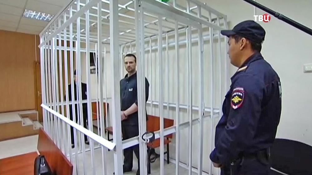 Алексей Белоусов в суде