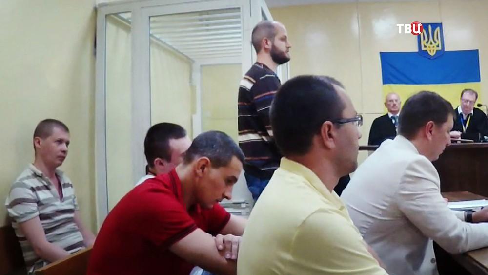 "Суд над активистами Антимайдана по ""делу 2 мая"" в Одессе"