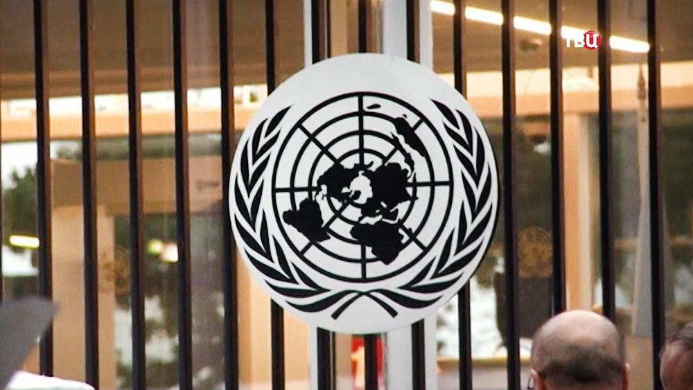 Символика ООН