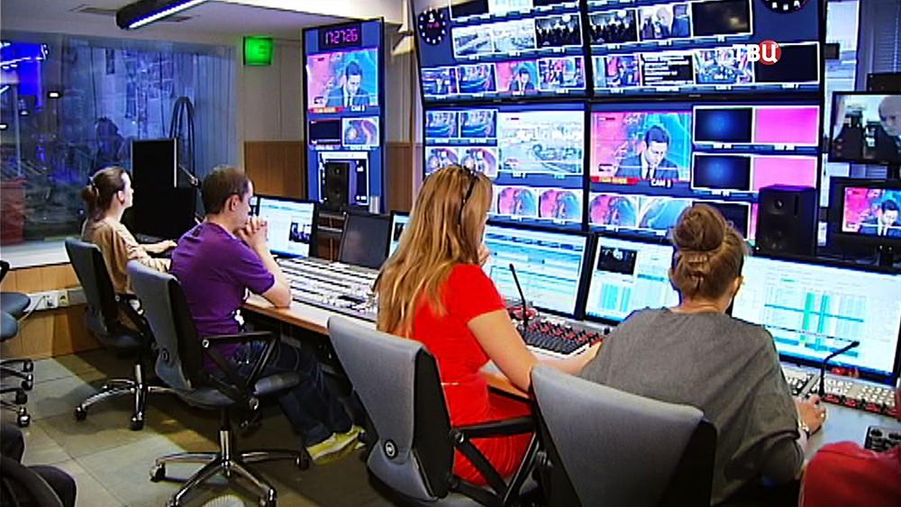 Телестудия ТВ Центр