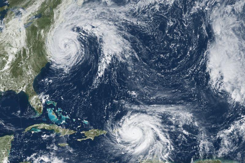 Ураганы в Карибском море