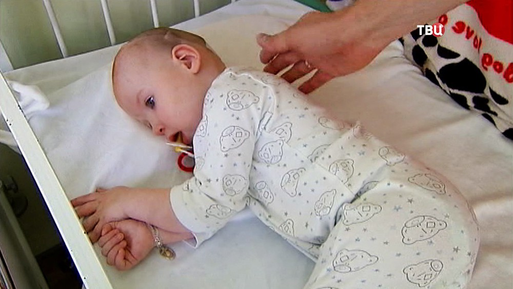 Кирилл после операции по возвращению слуха