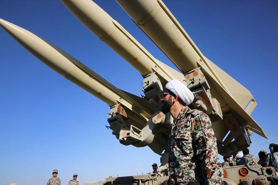 Ракетные войска армии Ирана