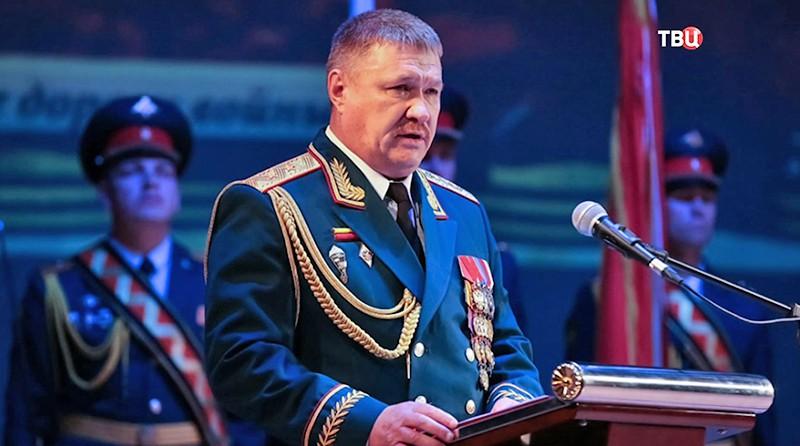 Генерал-лейтенант Валерий Асапов