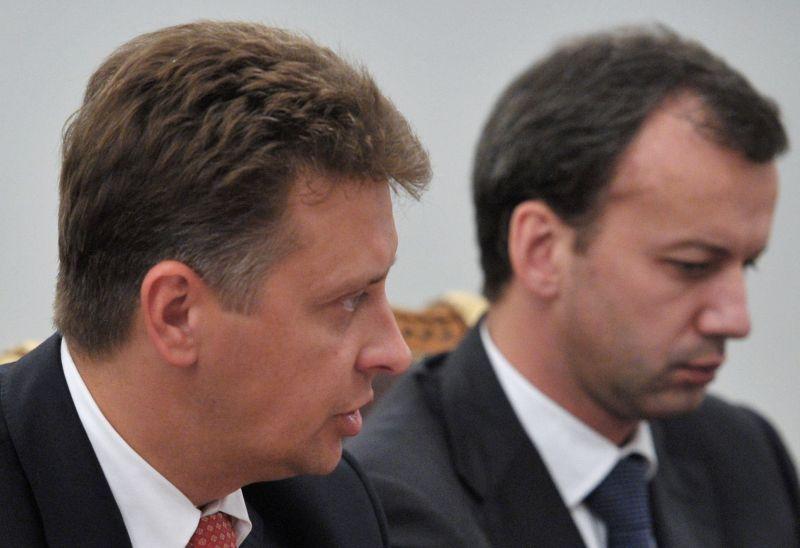 Максим Соколов и Аркадий Дворкович