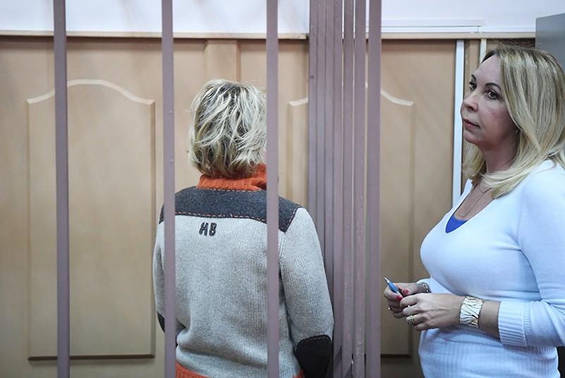 "Главный бухгалтер авиакомпании ""ВИМ-Авиа"" Екатерина Пантелеева"