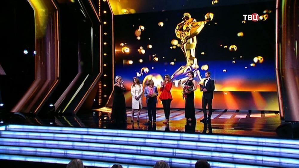 """Церемония награждения российской телевизионной премии """"ТЭФИ 2017"""""""