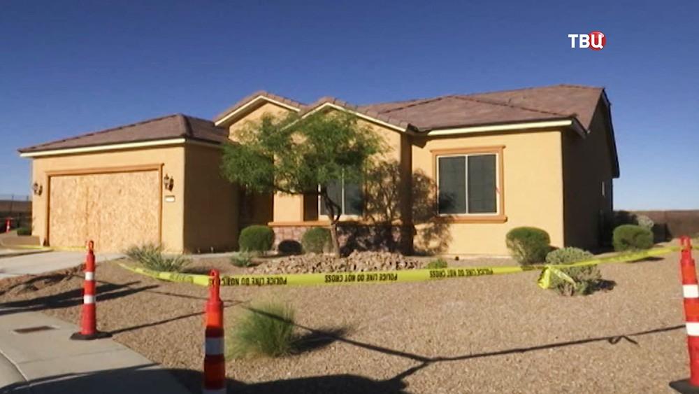 Дом стрелка из Лас-Вегаса