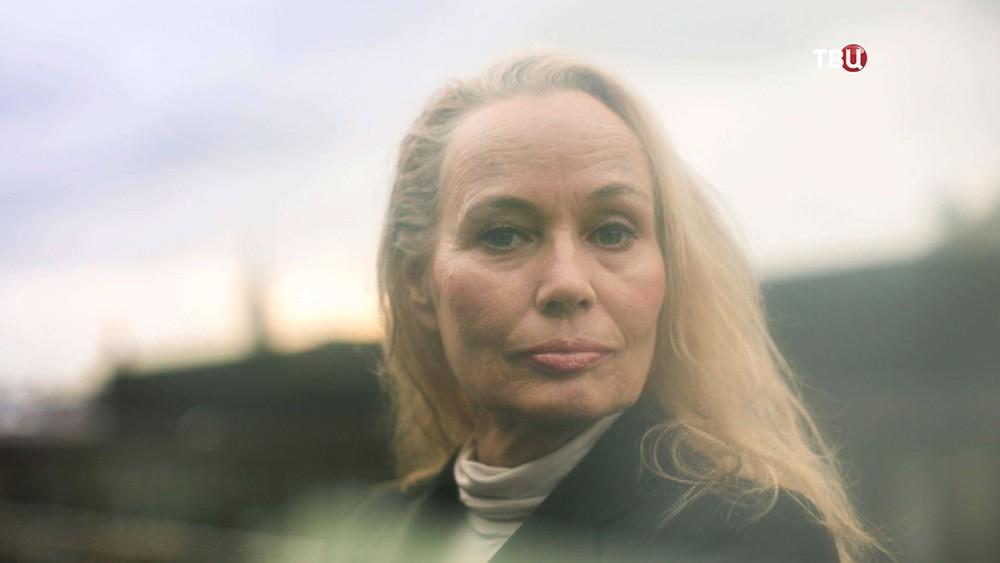 Немецкая актриса Ренате Лангер