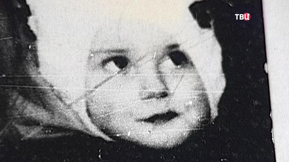 Убитая хабаровским педофилом Зыряновым девочка