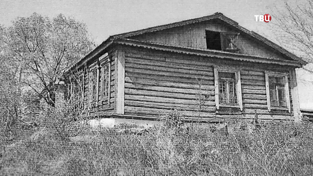 Место убийства хабаровским педофилом Зыряновым девочки