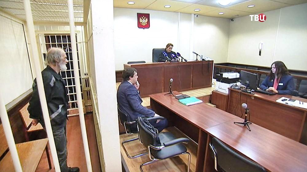 Хабаровский педофил Зырянов Анатолий в суде