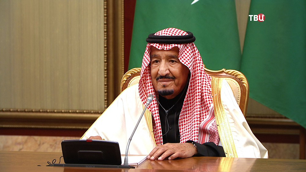 Король Саудовской Аравии Сальман Бен Абдель Азиз Аль Сауд