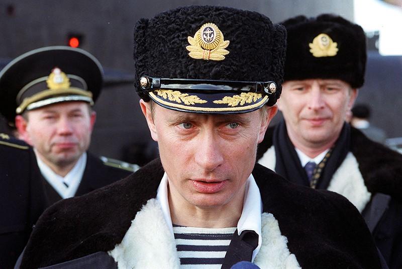Владимир Путин побывал в Мурманске и на базе атомных подводных лодок в Североморске