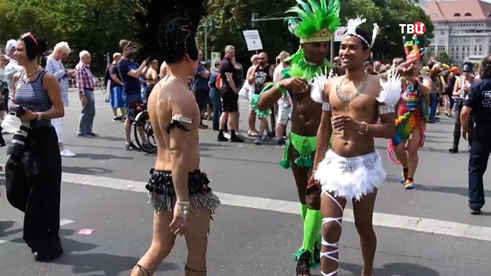 Гей-парад в Европе