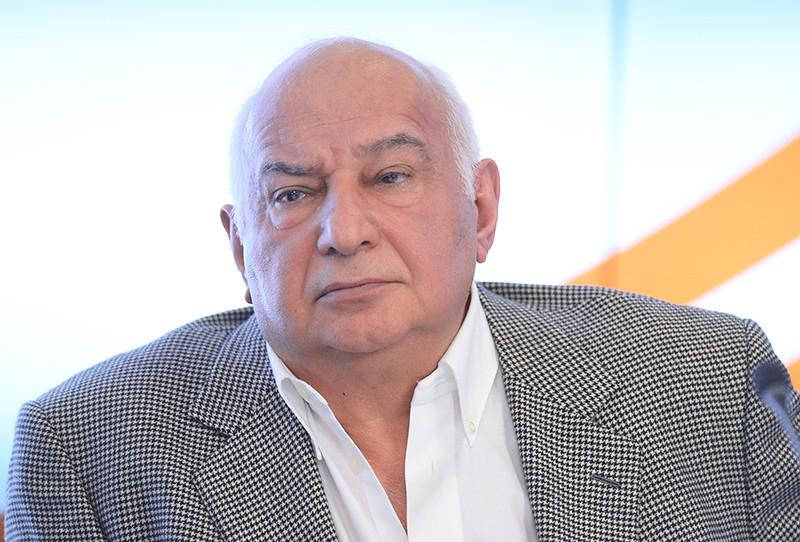 Директор Российского онкологического научного центра им. Н. Н. Блохина Михаил Давыдов