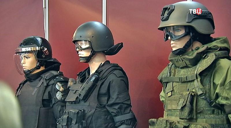 Новая техника для обеспечения безопасности и правопорядка