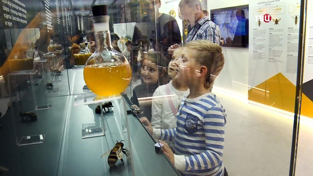 Павильон пчеловодства на ВДНХ