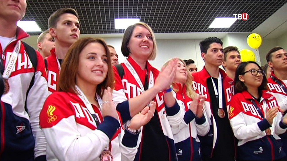 Победители чемпионата мира по рабочим профессиям WorldSkills в Абу-Даби