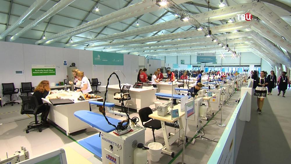 Чемпионат мира по рабочим профессиям WorldSkillsонат