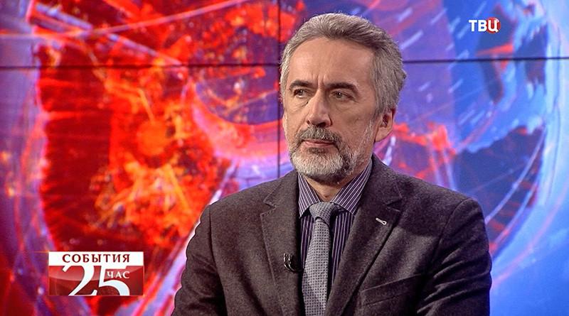 Владислав Белов, руководитель Центра германских исследований Института Европы РАН