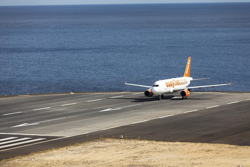 Аэропорт Мадейры, Португалия