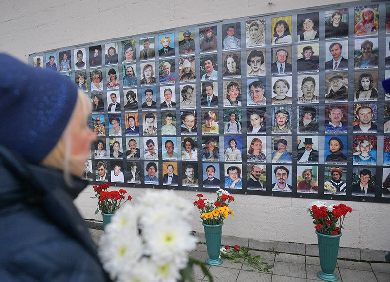 Мероприятия, посвященные годовщине теракта в Театральном центре на Дубровке