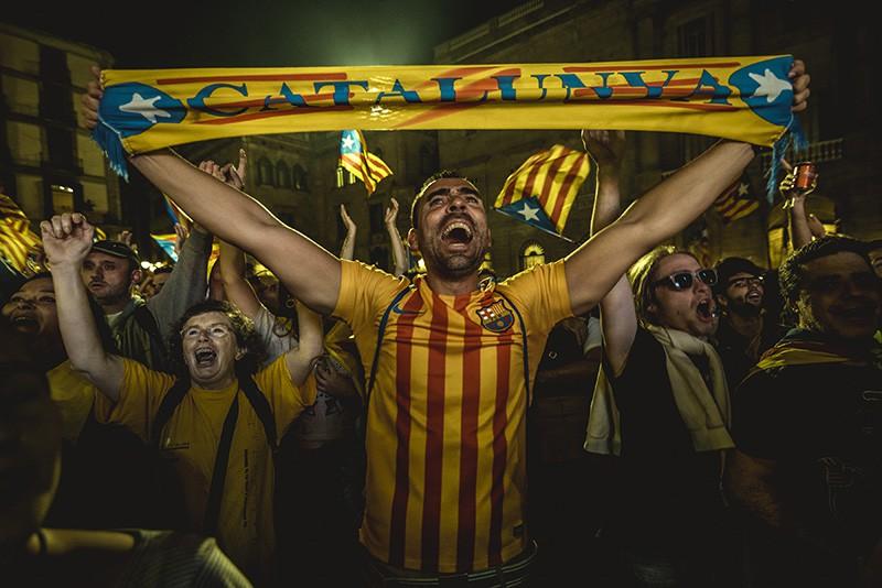 Жители Каталонии