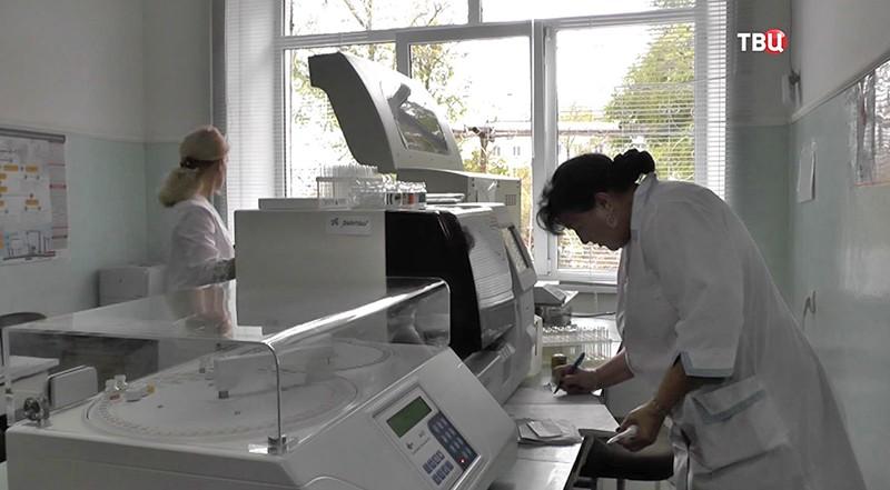 Больница в Крыму