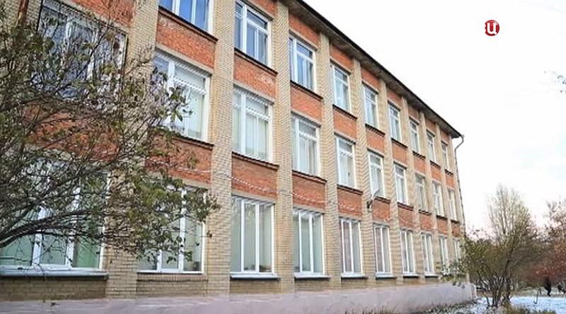 Школа в Челябинской области
