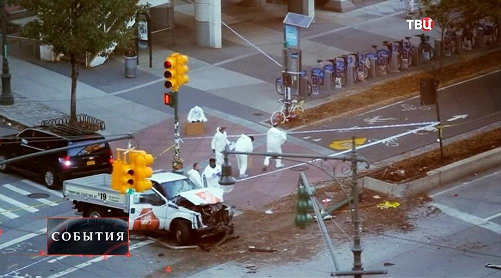Теракт в США