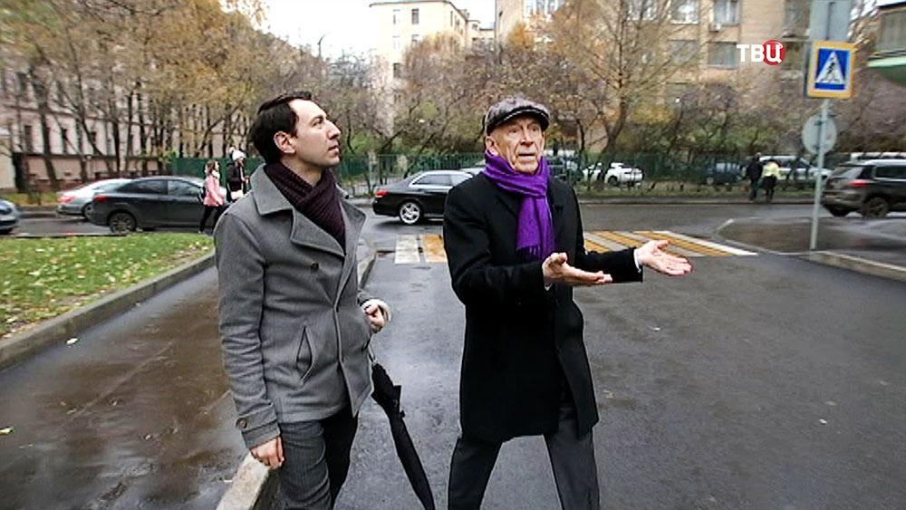 Актёр Александр Пашутин