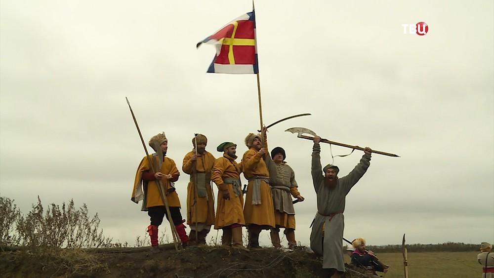 """Фестиваль """"Стрелец"""", приуроченный событиям 1618 года"""