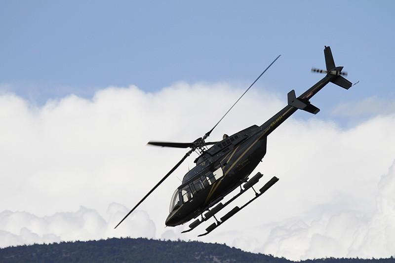 Вертолет Bell-407