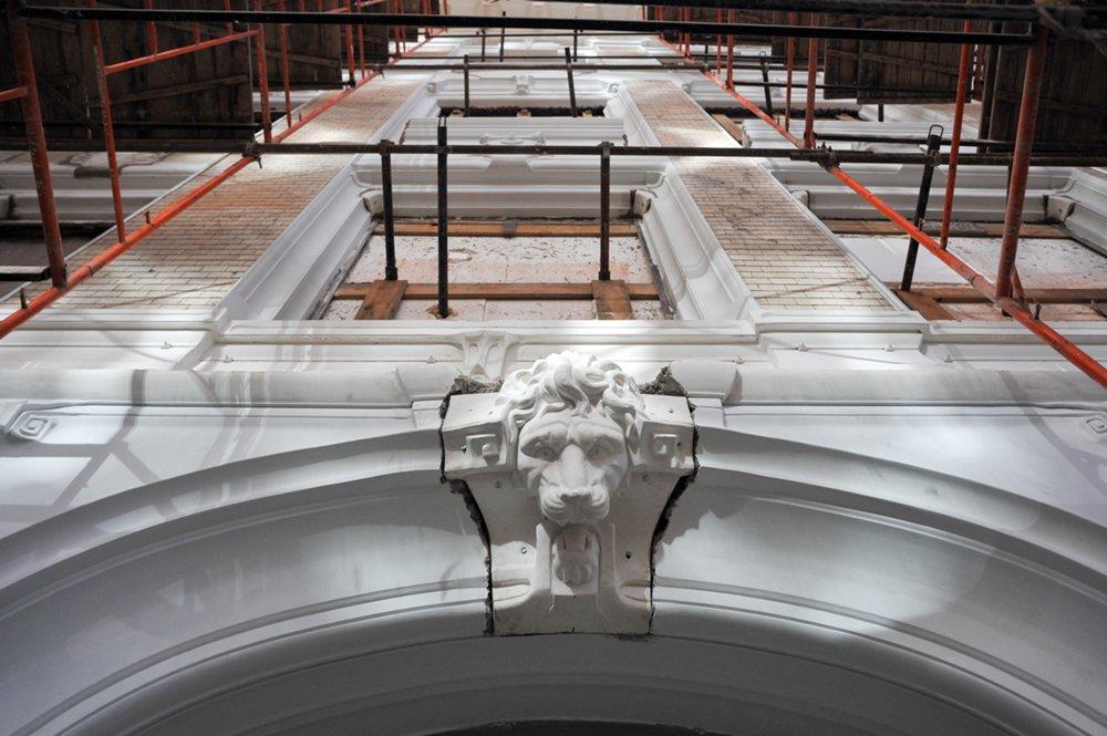 Реставрация доходного дома купца В.Быкова