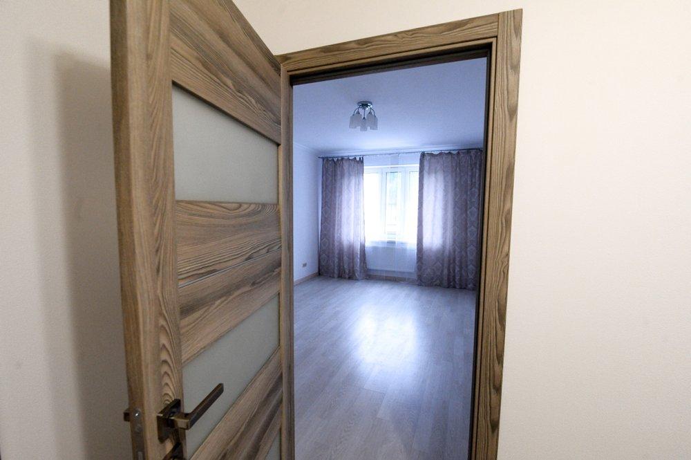 Шоу-рум готовой квартиры по программе реновации