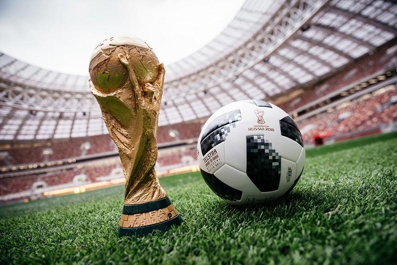 Официальный мяч ЧМ-2018 в России