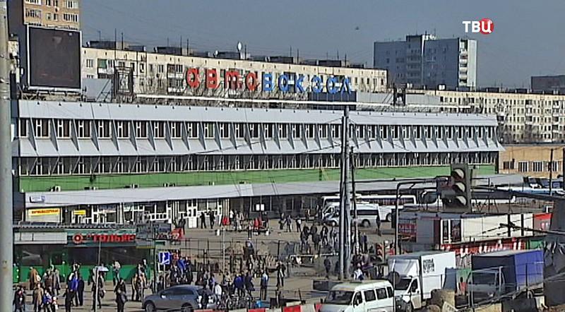 """Центральный автовокзал """"Щелковский"""""""