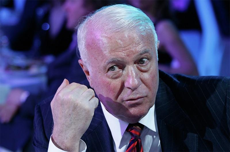 Телеведущий Борис Ноткин
