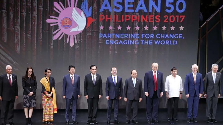 Дмитрий Медведев на саммите АСЕАН