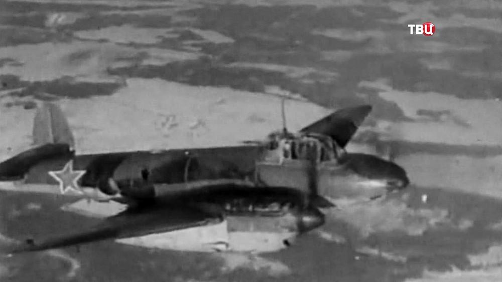 Самолет ПЕ2