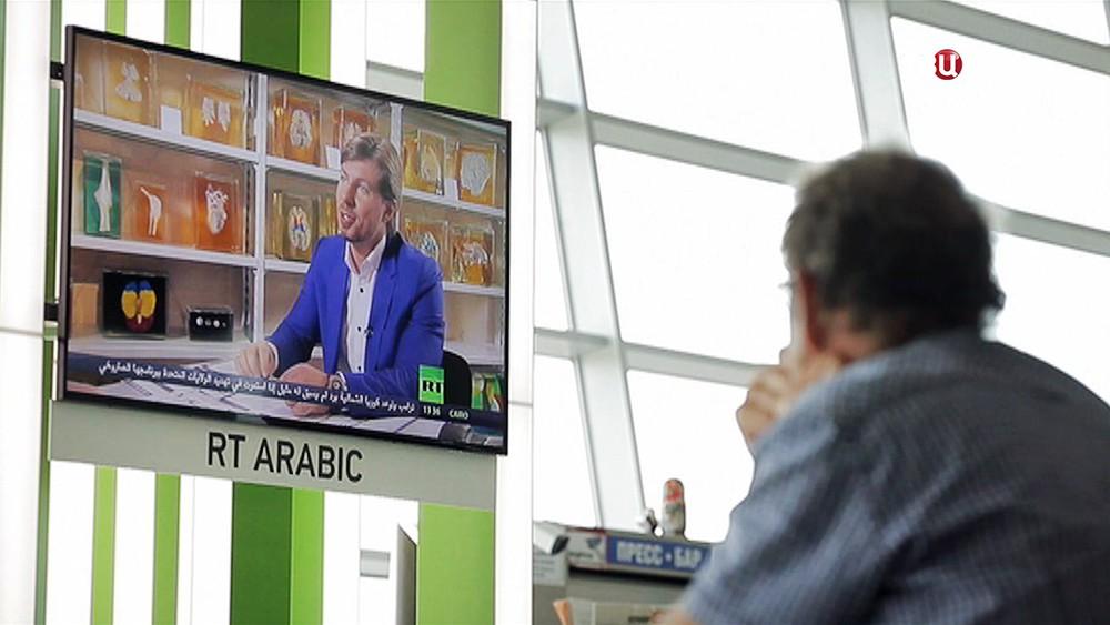 Телеканал Russia Today (RT)