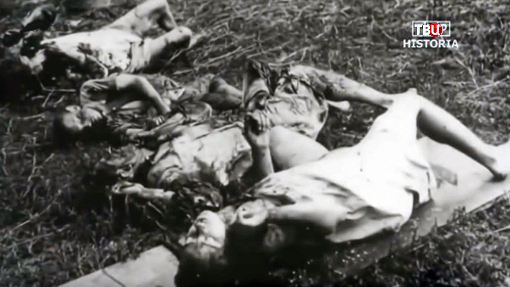 Волынская резня в годы Второй мировой войны