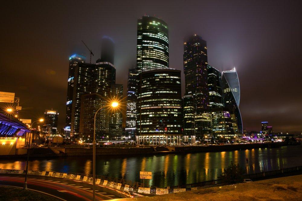 """""""Москва-Сити"""""""