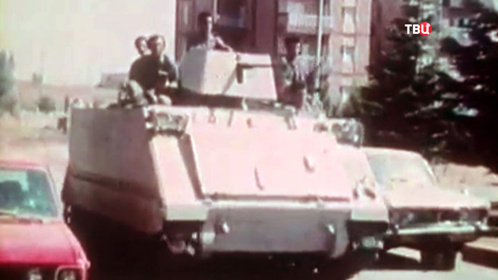Военный переворот в Зимбабве в 1980 году