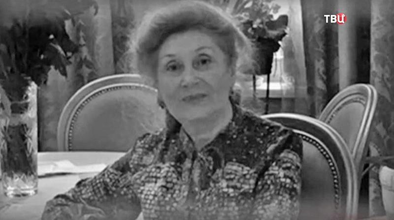 Мать Дмитрия Захарченко