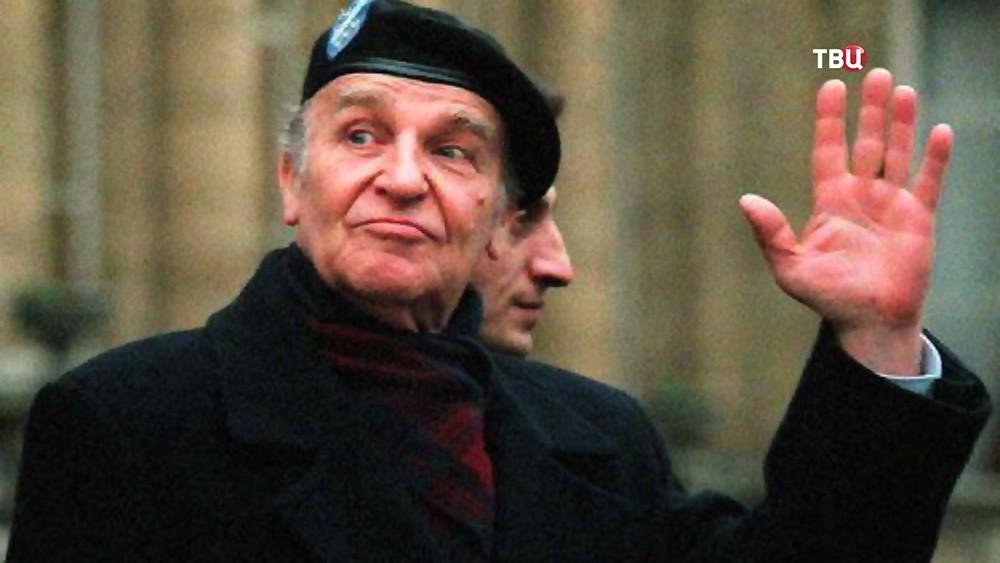 Идеолог балканского исламизма, президент Республики Боснии и Герцеговины в 1990-1996 годах Алия Изетбегович