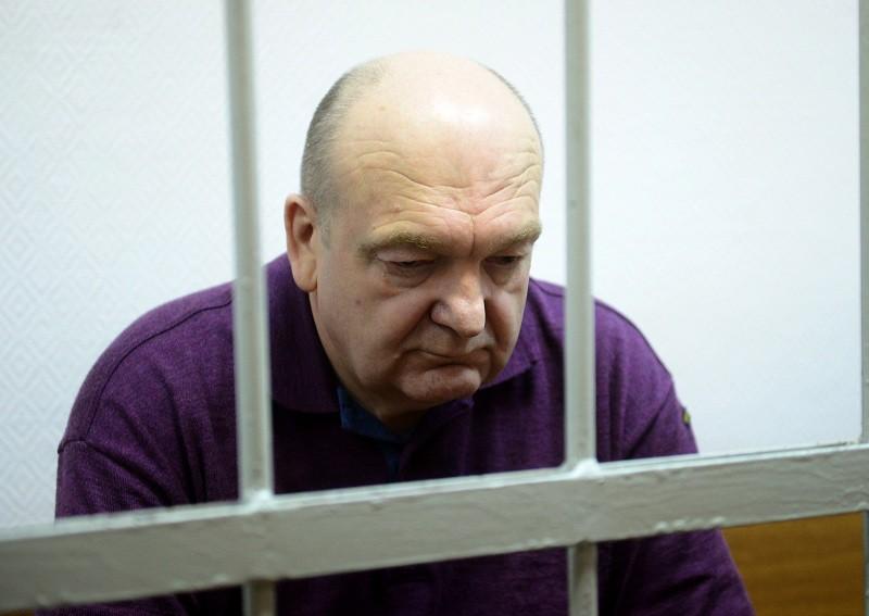 Бывший директор ФСИН Александр Реймер