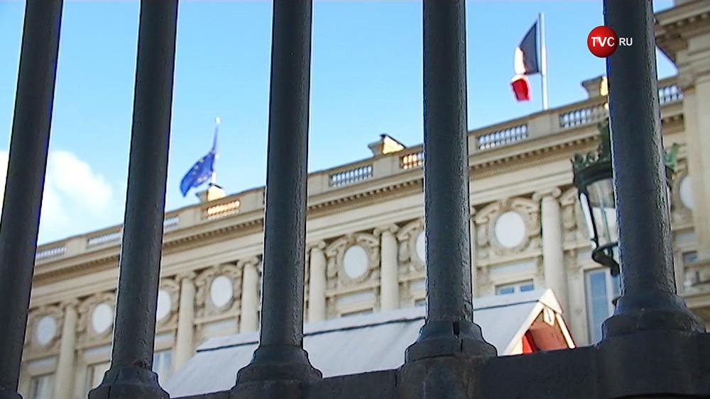 МИД Франции